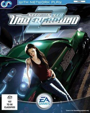 Need for Speed: Underground 2: Super Urban Pro