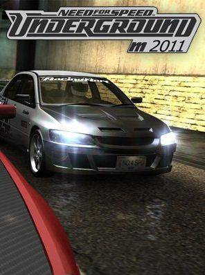 Need for Speed: Underground - m2011