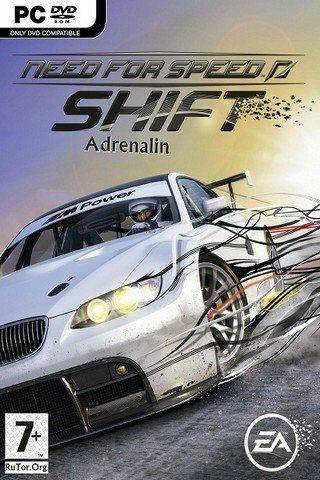 Need for Speed: Shift - Adrenalin