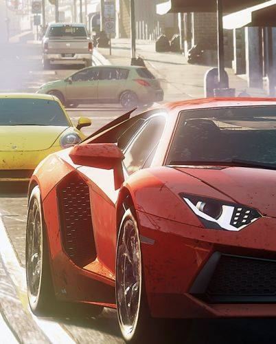 Need for Speed: Most Wanted - City Racing