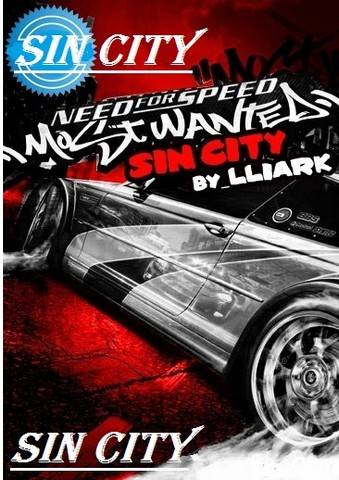 Need for Speed: Most Wanted - Город Грехов