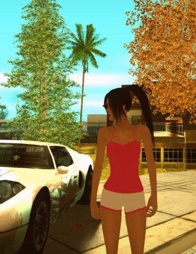 Grand Theft Auto: San Andreas - Autumn Sunshine 2014