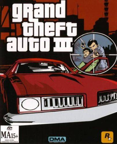 Grand Theft Auto 3: Amateur Modification
