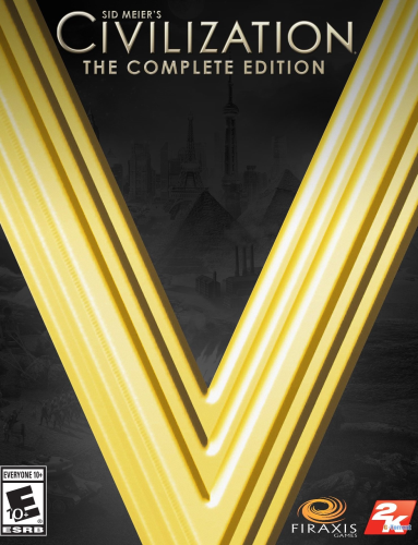 Sid Meier's Civilization V: Deluxe Edition + DLC + 343 мода