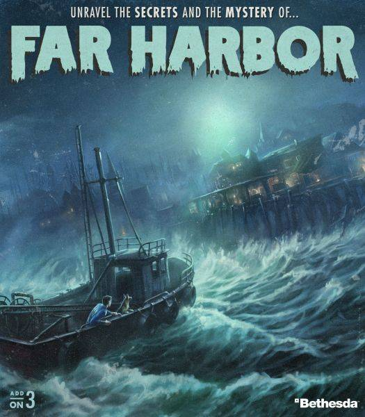 Fallout 4: Far Harbor