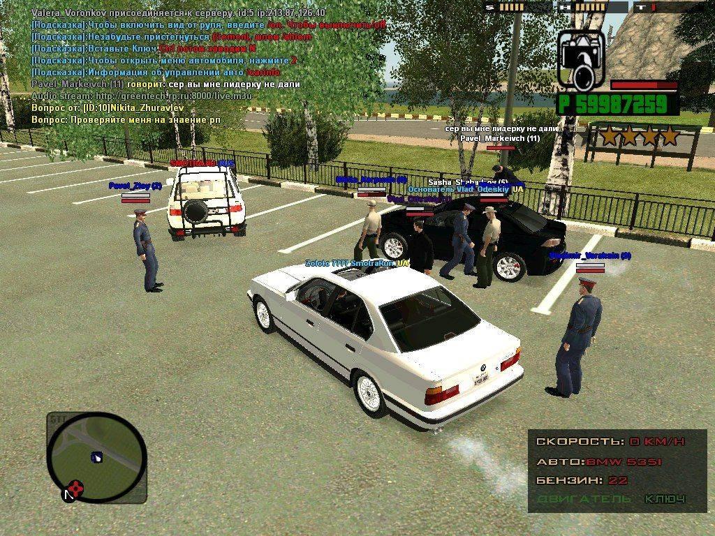 Скачать gta криминальная россия онлайн / multiplayer / cr:mp.