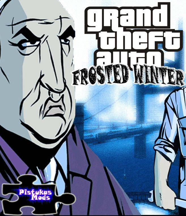 Grand Theft Auto 3: Frosted Winter