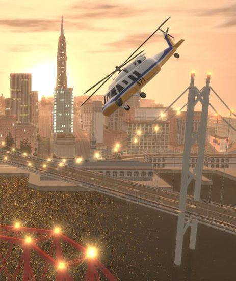 GTA IV: San Andreas 0.5.4 Public Beta 3