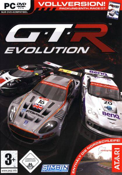 GTR Evolution Addons & Mods
