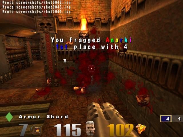 скачать игру quake 3