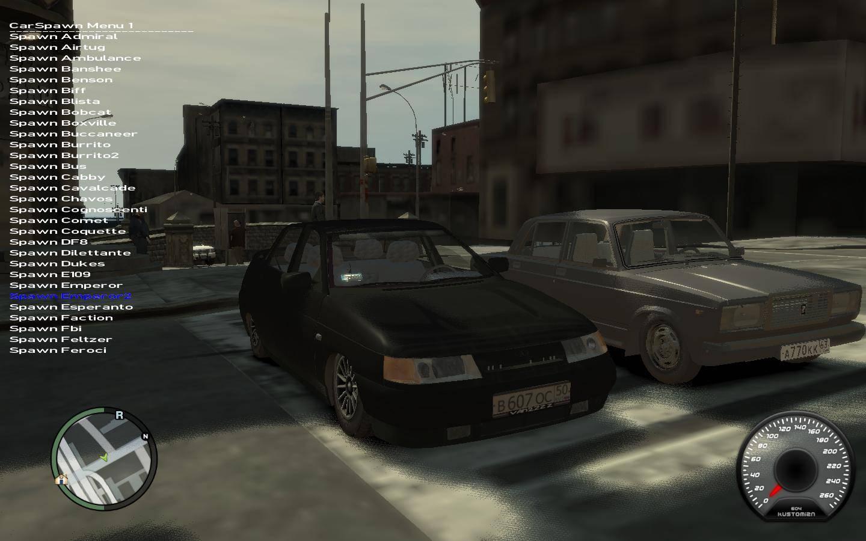 Скачать игру GTA 4: Russian Cars Pack для PC через торрент - GamesTracker.org