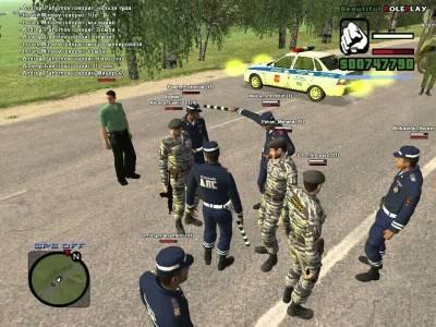 первый скриншот из GTA: Criminal Russia Multiplayer