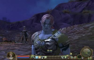 третий скриншот из Aion
