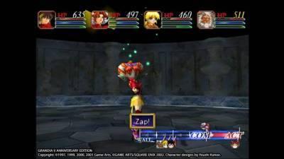 четвертый скриншот из Grandia II