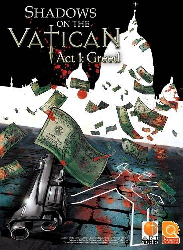 Shadows On The Vatican: Act 1 Greed