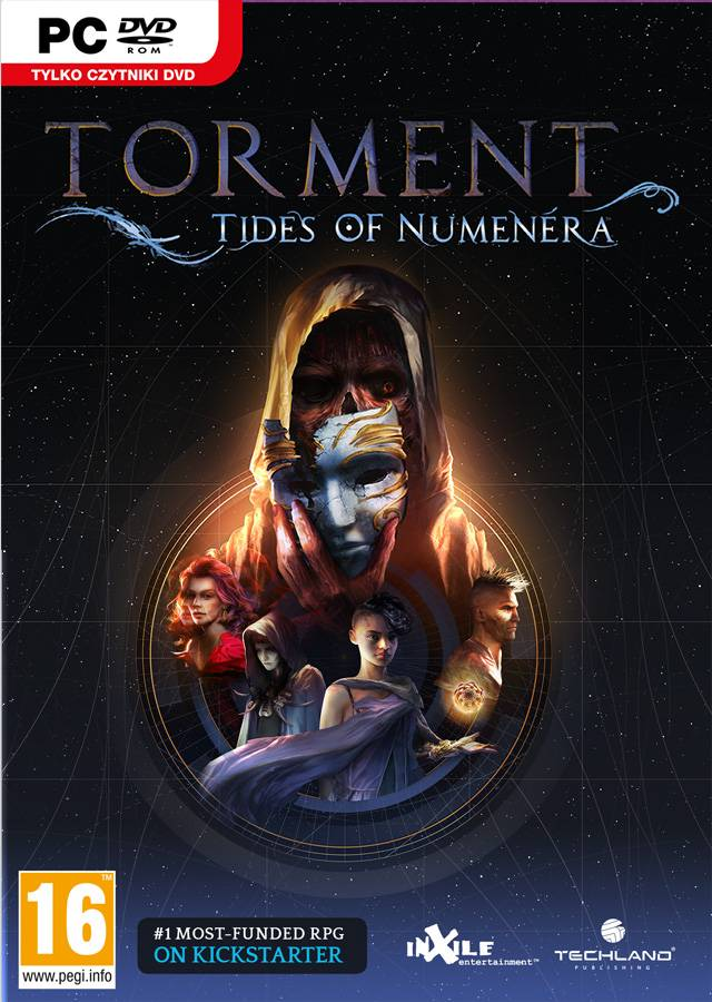 Torment: Tides of Numenera - Immortal Edition