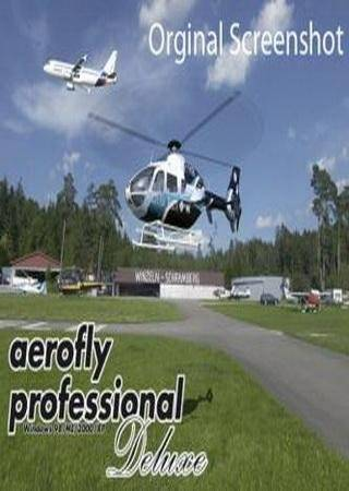 AeroFly Professional Deluxe True Scale AddOn