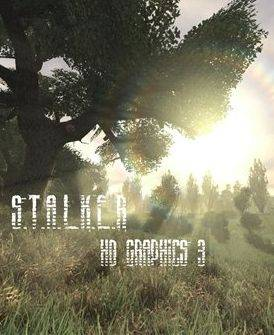 S.T.A.L.K.E.R. Shadow Of Chernobyl: HD Graphics mod 3