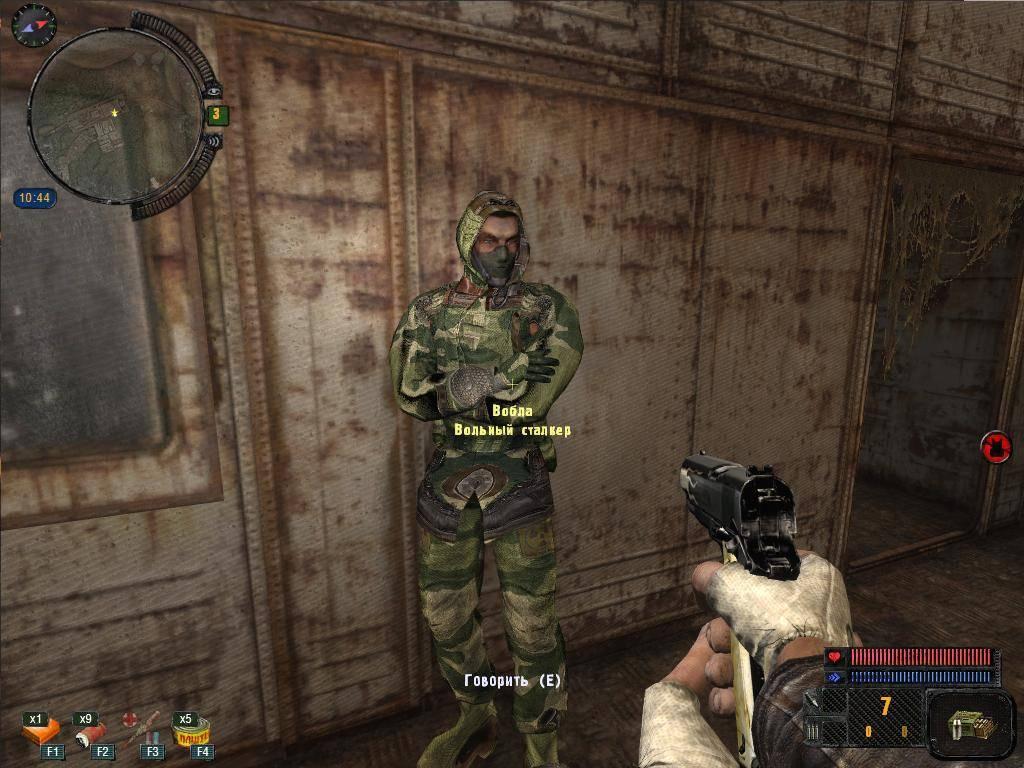 Stalker: зов припяти чёрный сталкер 2 скачать через торрент бесплатно.