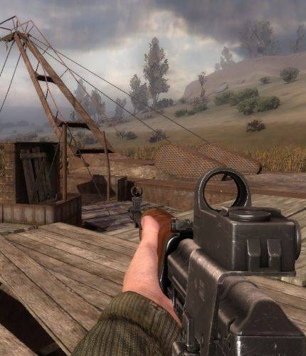 S.T.A.L.K.E.R.: Зов Припяти - World of War Mod v0.2