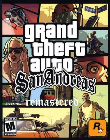 Grand Theft Auto: San Andreas - Remastered