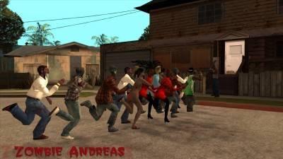 Скачать игру zombie andreas