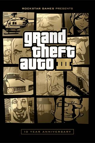 Grand Theft Auto III: 10th Year Anniversary PC Edition