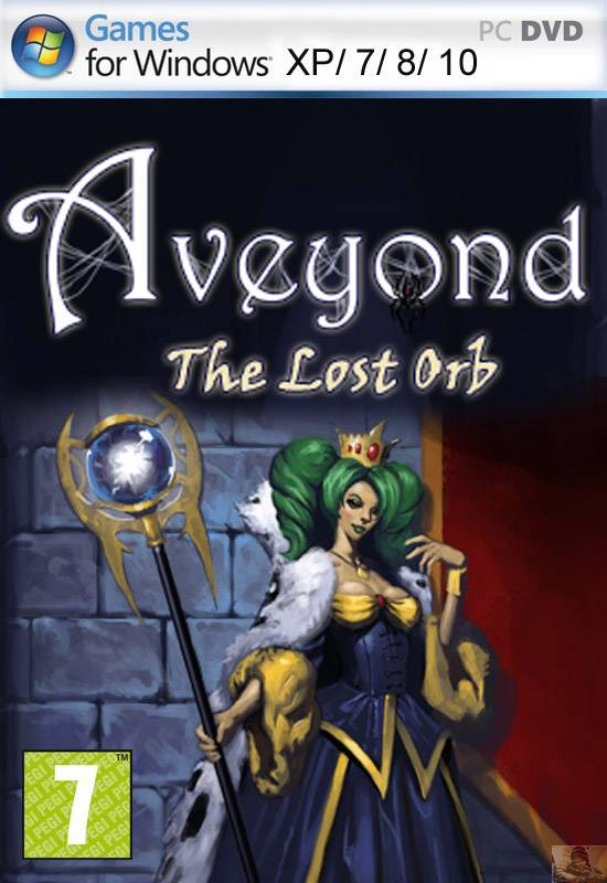 Aveyond 3 - Orbs of Magic: (Book 3) The Lost Orb