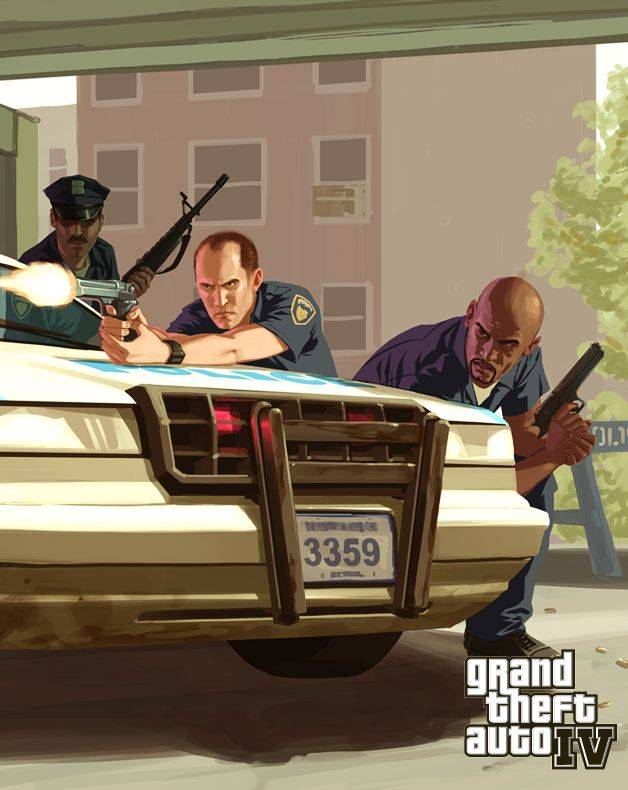 GTA IV: LCPD First Response v0.95 Beta