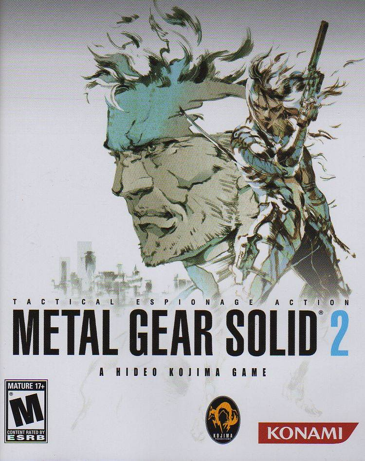 Metal Gear Solid 2: Substance Edition
