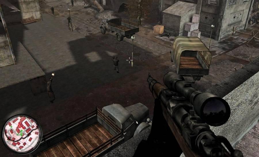 Игры про снайперов компьютер торрент