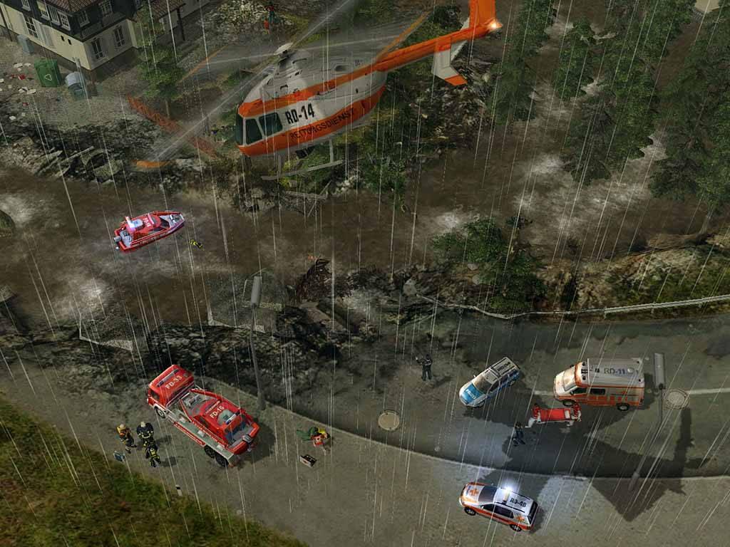скачать игру Emergency 4 через торрент на русском языке - фото 7