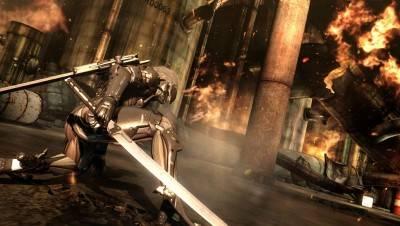 Metal gear rising revengeance скачать игру через торрент