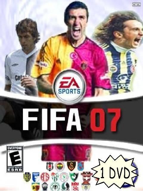 FIFA 07 - Ukrainian League / Украинская лига