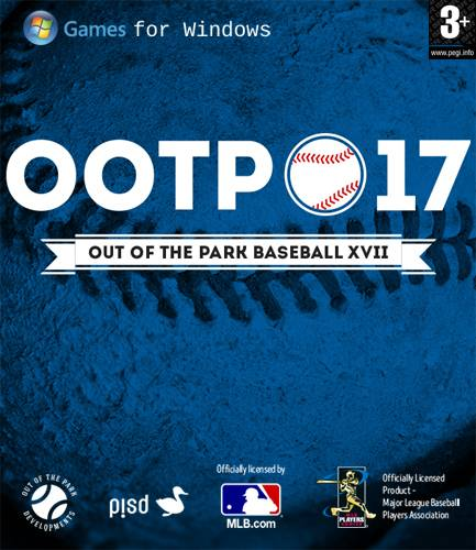 Обложка Out Of The Park Baseball 17