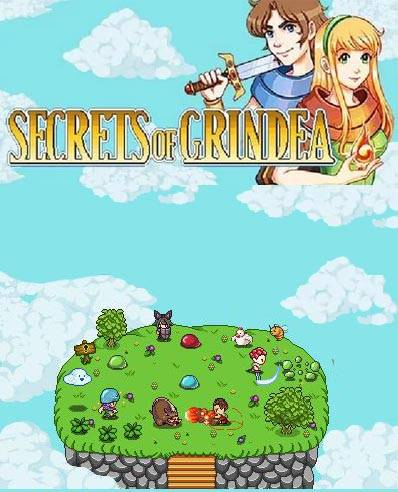 Secrets of Grindea