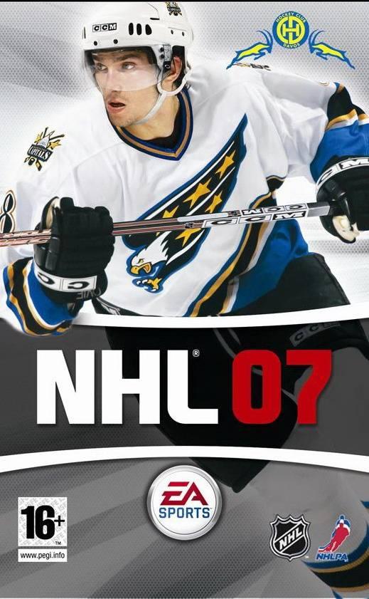 NHL 07 + mod RHL 2007 + mod VHL 2007