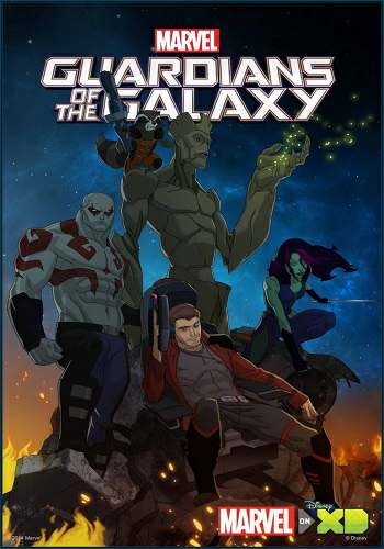 Обложка Marvel's Guardians of the Galaxy: The Telltale Series - Episode 1-5