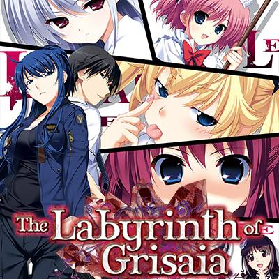 The Labyrinth of Grisaia / Grisaia no Meikyuu