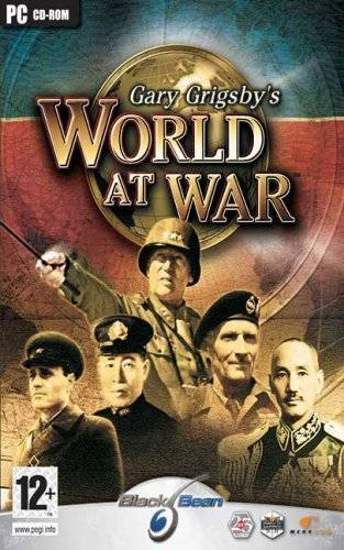 Gary Grigsby's World at War: A World Divided
