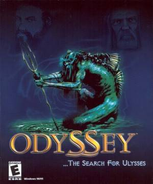 Обложка Odyssey: The Search for Ulysses / Одиссея