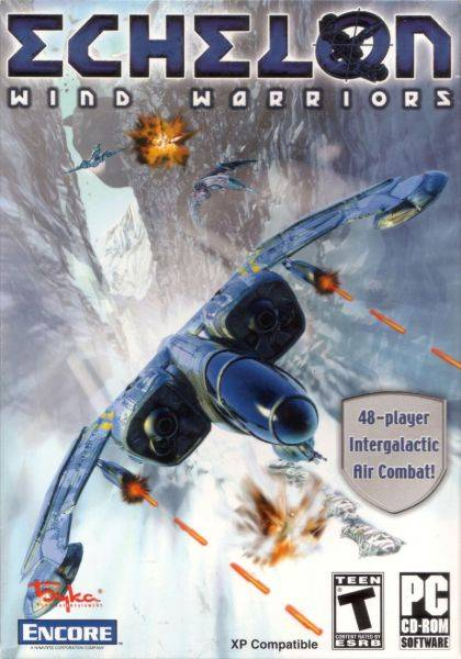 Шторм - Солдаты неба / Echelon - Wind Warriors (2002) PC