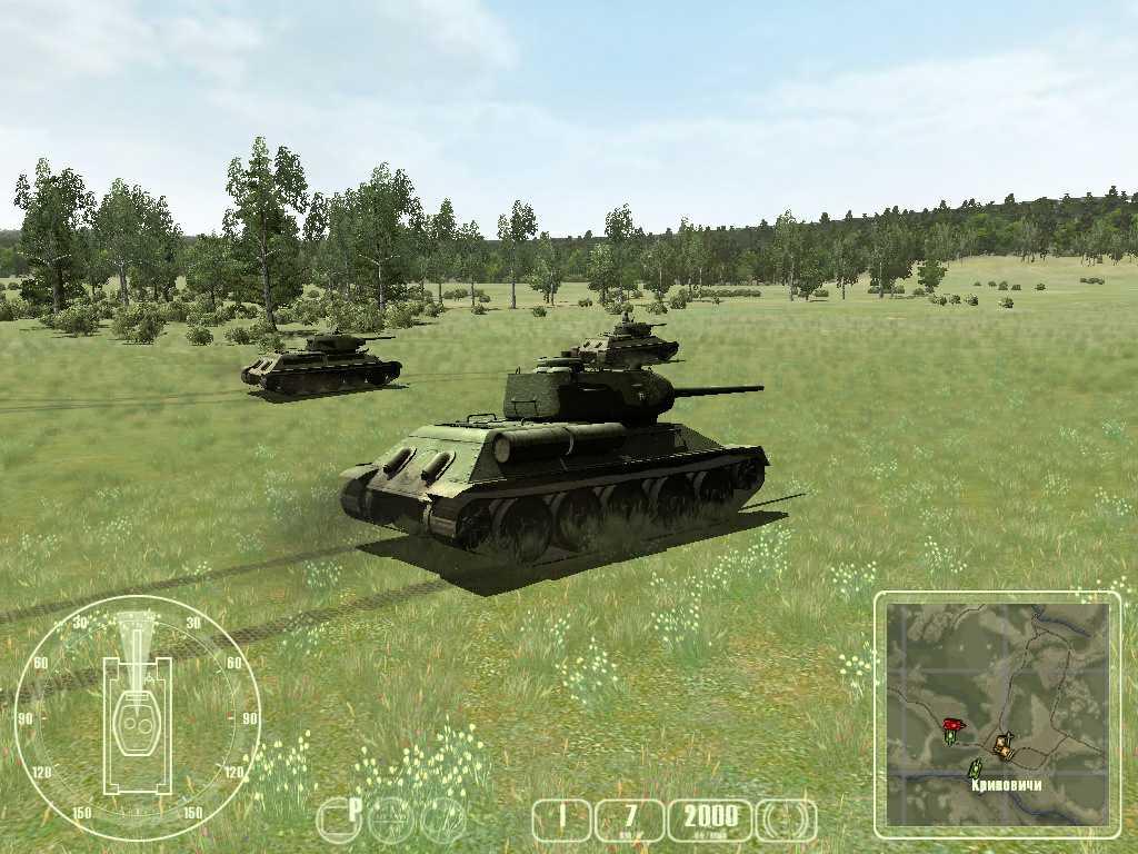 Скачать через торрент симулятор танки