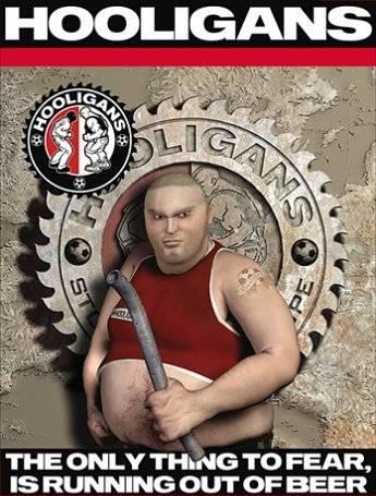 Хулиганы: Шторм над Европой / Hooligans: Storm over Europe (2002) PC | Rip