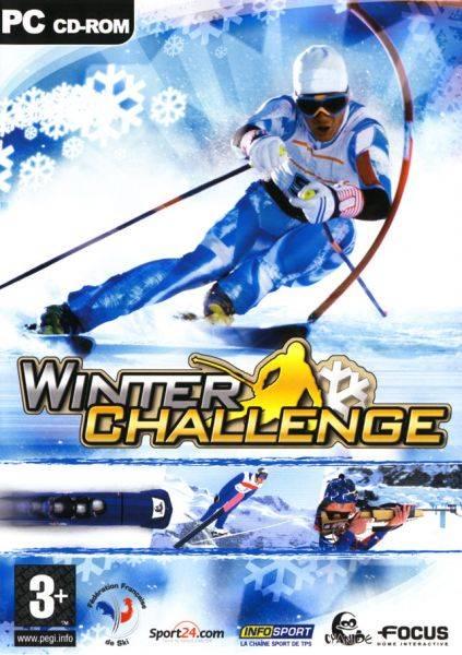 Скачать зимние олимпийские игры. Турин 2006 / winter challenge.