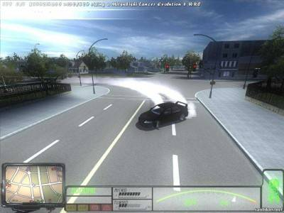 второй скриншот из Уличные Легальные Гонки: Редлайн
