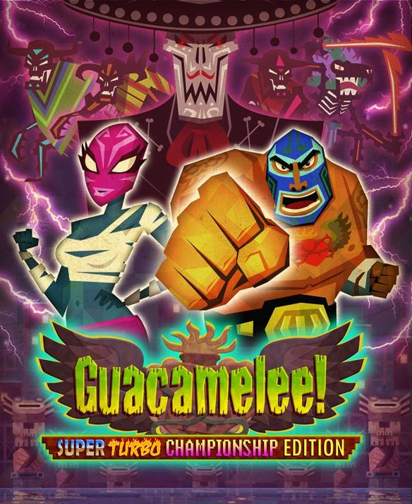 Guacamelee! - Super Turbo Championship