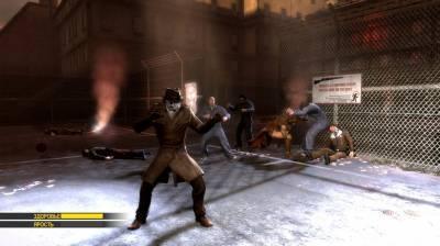 третий скриншот из Watchmen: The End is Nigh