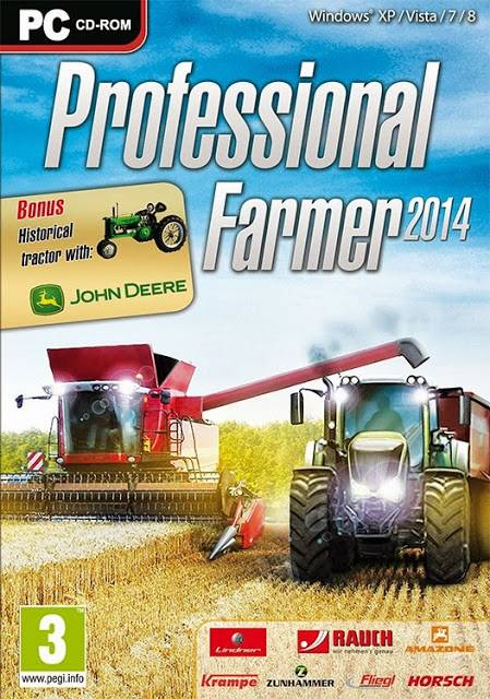 Professional Farmer 2014. Collector's Edition