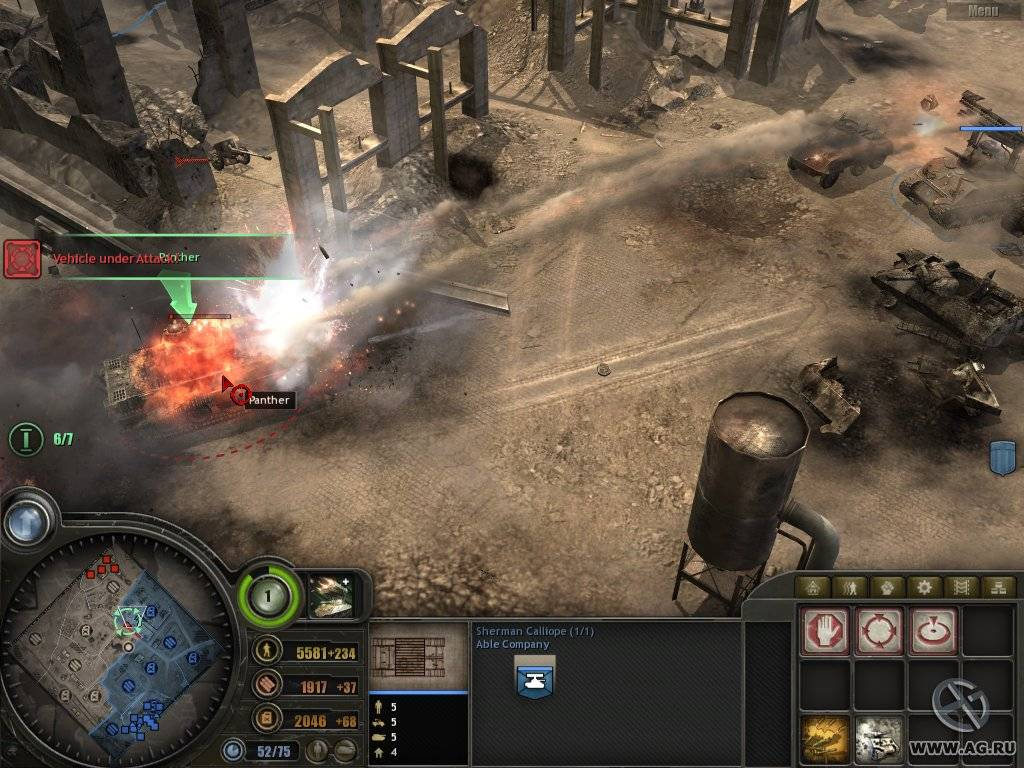 Download Company of Heroes 2 PC Game - The Ocean